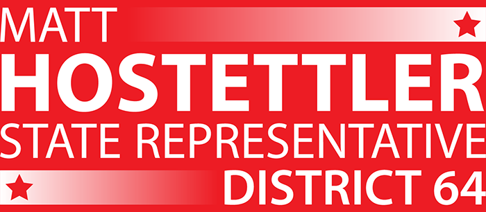 Matt Hostettle for State Representative Distric 64